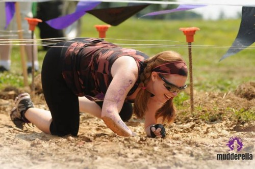 Mudderella PA Under the Wire