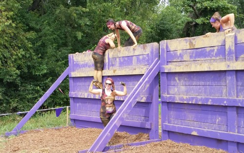 Mudderella New Heights