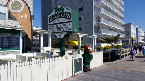 Shenanigans Ocean City